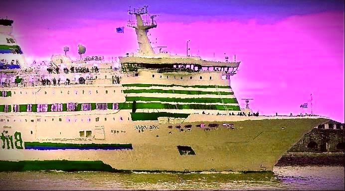 Une journée croisière en Angleterre avec Brittany Ferries